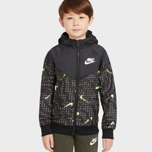 ДЕТСКО ЯКЕ NIKE SPORTSWEAR WINDRUNNER OLDER KIDS