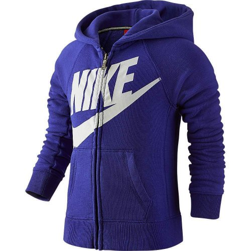 Детски суичър Nike RALLY FZ HOODIE LG