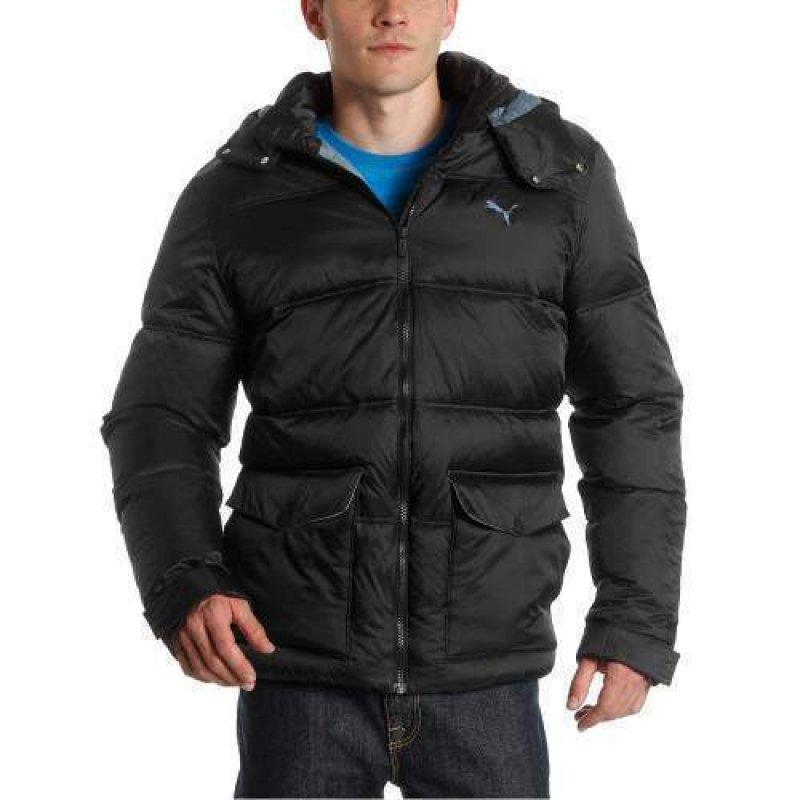 ab53882a19a МЪЖКО ЯКЕ Puma AC Bulky Jacket | 825721-01 | Облекло | Gele Sport