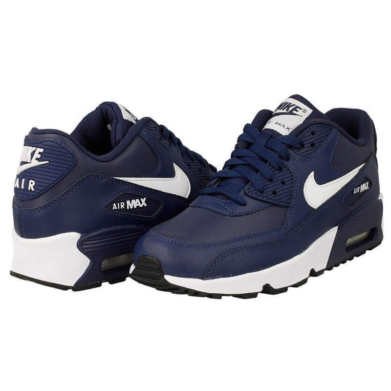 eac28454 МАРАТОНКИ NIKE AIR MAX 90 LTR (GS) | 833412-400 | Air Max | Gele Sport