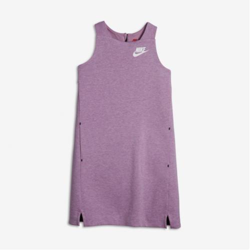 Юношеска рокля Nike Sportswear Tech Fleece