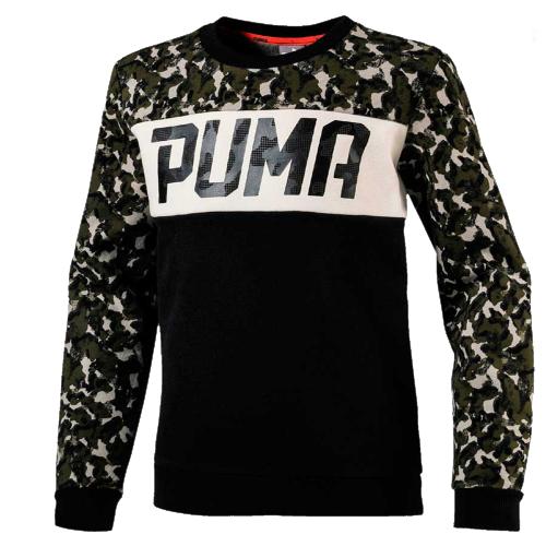 Детска блуза Puma Style Crew Neck Jumper II