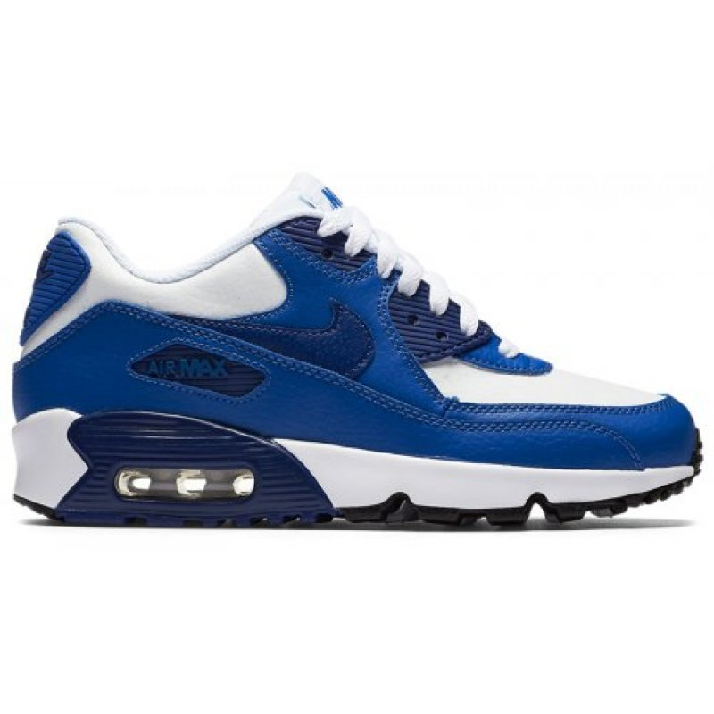 702e1381 Маратонки NIKE Air Max 90 Ltr (Gs) | 833412-105 | Air Max | Gele Sport