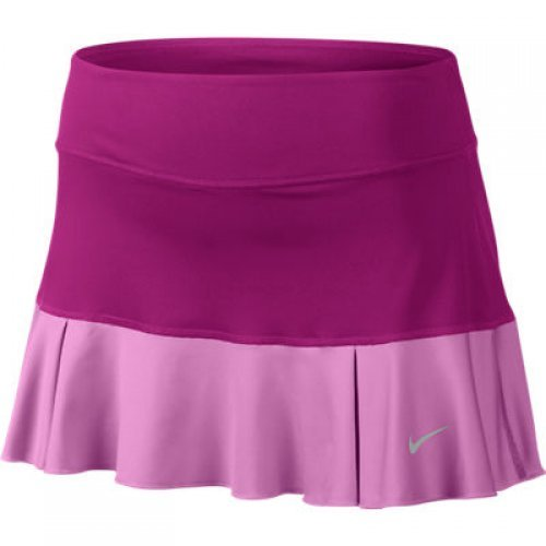 Дамска пола Nike Women's Flirty Knit Skirt Bright