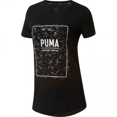 Дамска тениска  PUMA Women's Fusion Graphic Tee