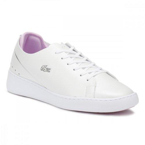 Дамски маратонки Lacoste White / Light Purple Eyyla