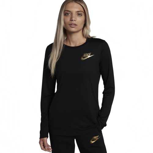 Дамска блуза NIKE SPORTSWEAR ESSENTIAL METALLIC