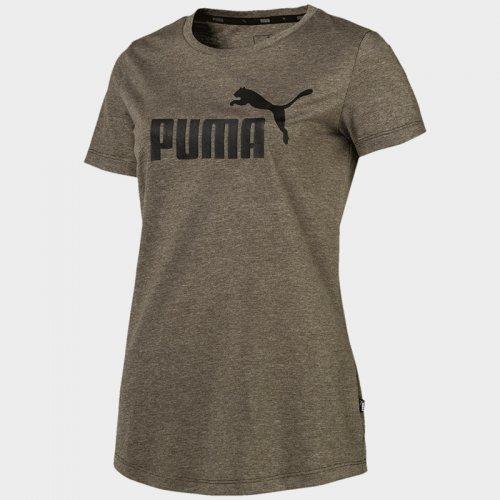 Дамска блуза Puma Ess Logo Tee - Shirts