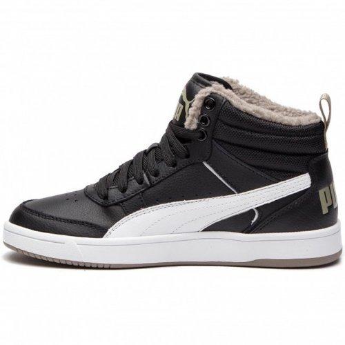 d7e5ba5da32 ... Спортни обувки Rebound Street v2 Fur Kids' High Tops