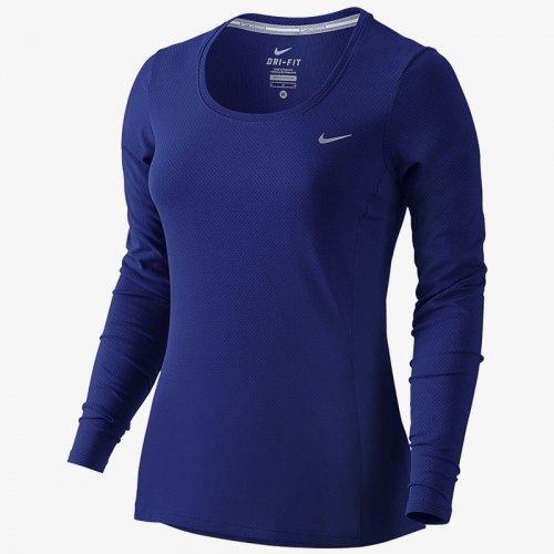 Дамска блуза Nike Contour Royal
