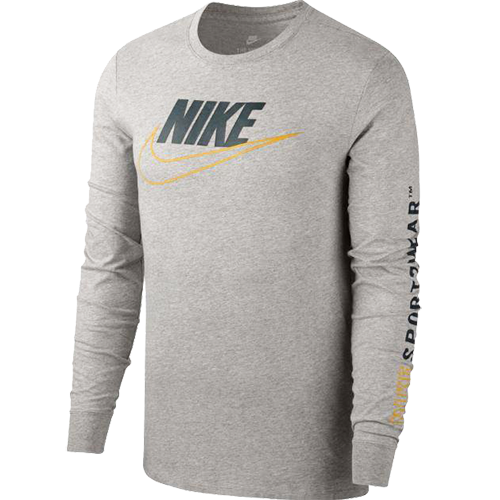 Мъжка блуза Nike NSW GX Pack 2 Long Sleeve Tee