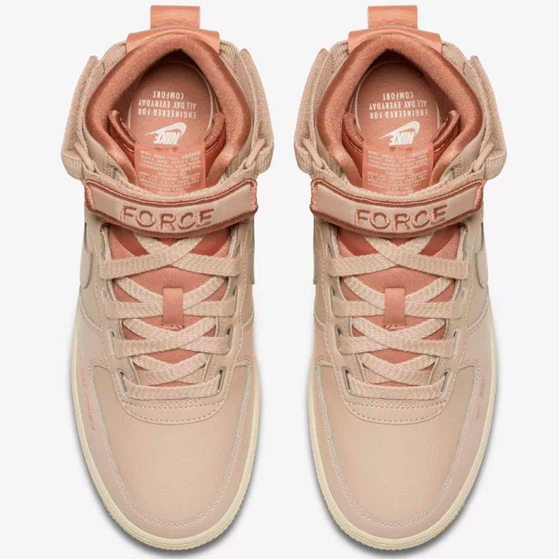 45c089dd56520 Спортни обувки Nike Air Force 1 High Utility Beige