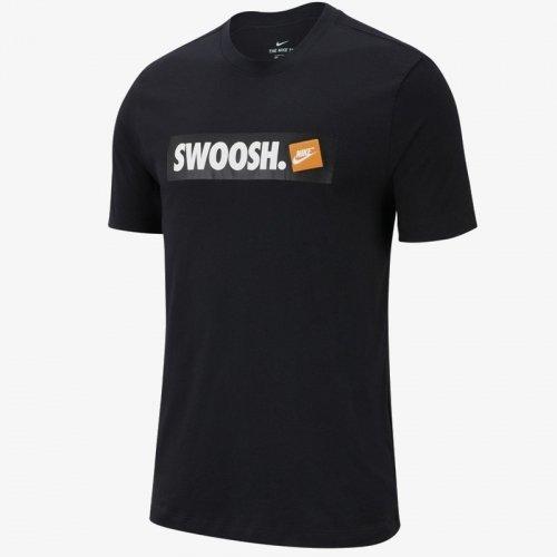 Мъжка тениска Nike Swoosh Box Logo Tee