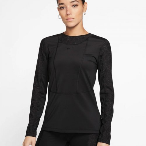 ДАМСКА БЛУЗА NIKE PRO WARM WOMENS LONG SLEEVE TOP