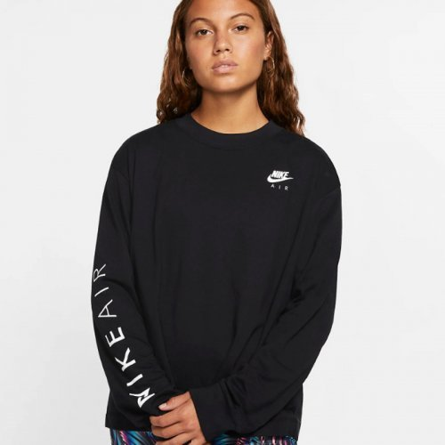 ДАМСКА БЛУЗА NIKE AIR WOMENS LONG SLEEVE TOP