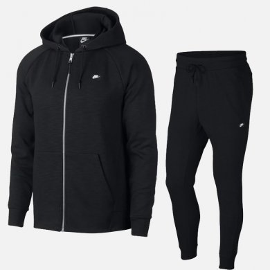 МЪЖКИ ЕКИП NIKE M NSW OPTIC HOODIE FZ