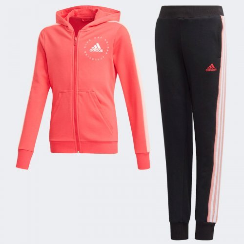 ДЕТСКИ ЕКИП ADIDAS  HOODED TRACKSUIT