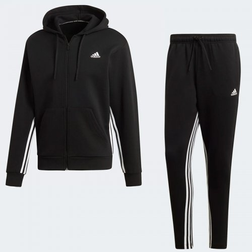 МЪЖКИ ЕКИП ADIDAS MUST HAVES 3 STRIPES