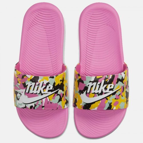 ЧЕХЛИ NIKE BIG KIDS' KAWA SLIDES